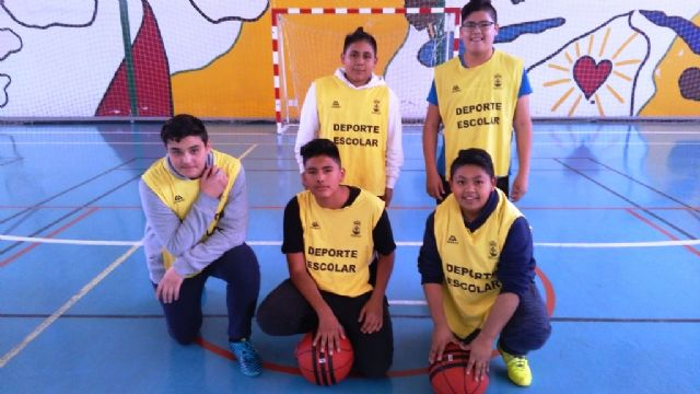 La Fase Intermunicipal de Deporte Escolar ha contado con la participación de seis equipos, Foto 2
