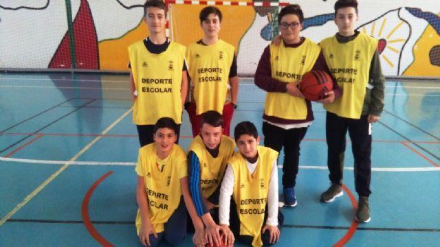 La Fase Intermunicipal de Deporte Escolar ha contado con la participación de seis equipos, Foto 4