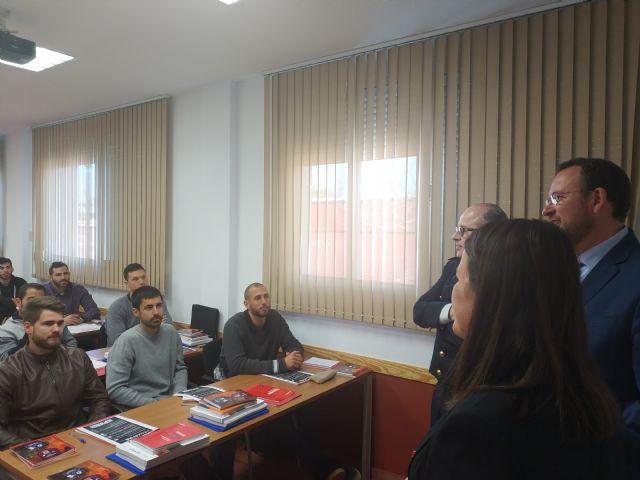 Comienza la Academia de Formación para los nuevos Bomberos de Murcia - 1, Foto 1