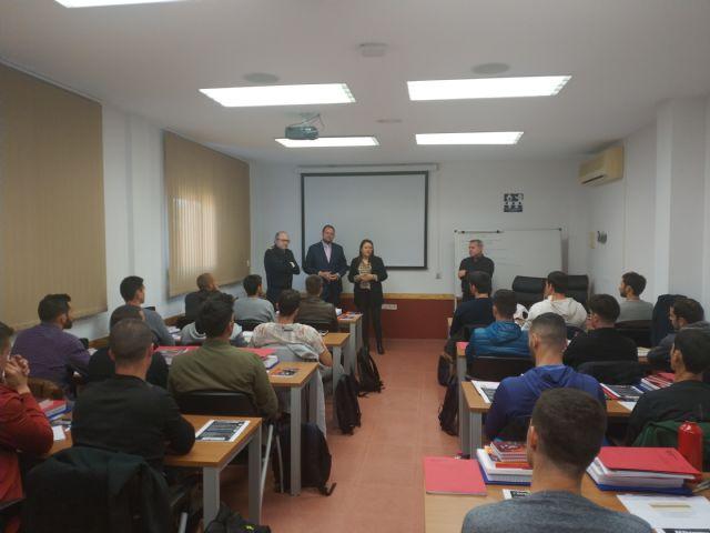 Comienza la Academia de Formación para los nuevos Bomberos de Murcia - 2, Foto 2