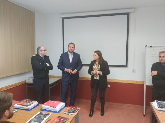 Comienza la Academia de Formación para los nuevos Bomberos de Murcia - 3, Foto 3