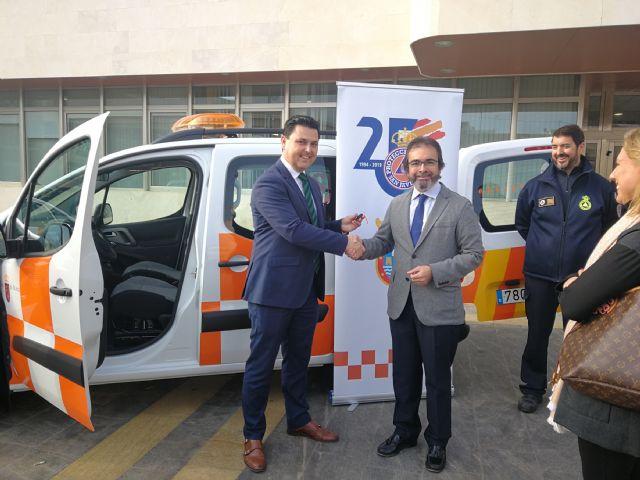 La Comunidad invierte 366.000 euros para mejorar diversas calles de San Javier - 2, Foto 2