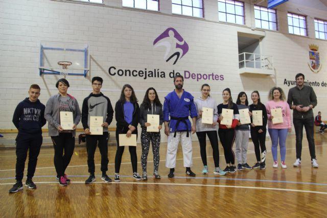 Concluye el curso de Defesa Personal y Autoprotección de la Concejalía de Juventud - 1, Foto 1
