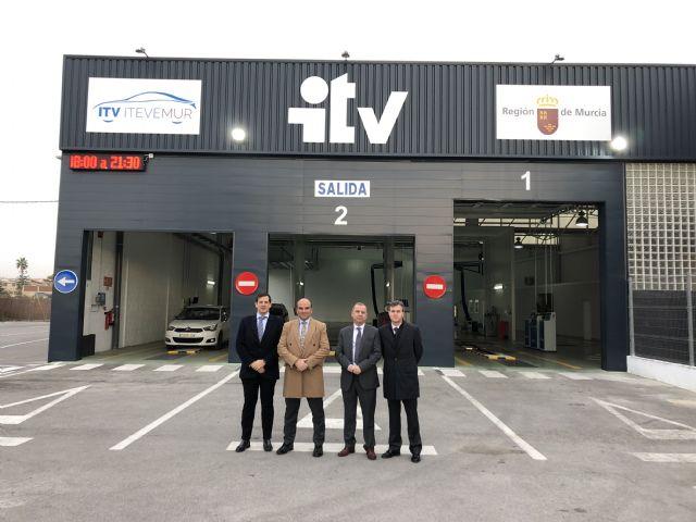 ITEVEMUR se convierte en líder regional de las ITVs con la construcción de la quinta estación en Alhama, Foto 1