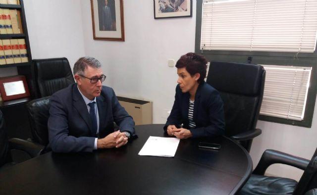 La CHS y el Ayuntamiento de Beniel firman un acuerdo para promover el bosque de ribera en el río Segura - 1, Foto 1