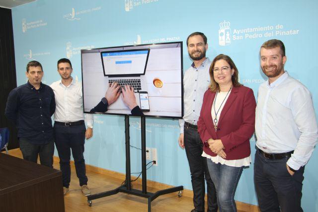 El Ayuntamiento de San Pedro del Pinatar lanza un nuevo portal web más accesible y transparente - 2, Foto 2
