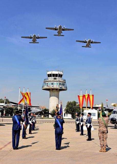"""100.000 horas de vuelo del t12-b aviocar. """"Nunca tan pocos lanzaron a tantos"""" - 3, Foto 3"""
