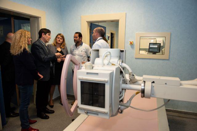 La Comunidad amplía a horario de tarde el servicio de radiología de Mazarrón - 2, Foto 2