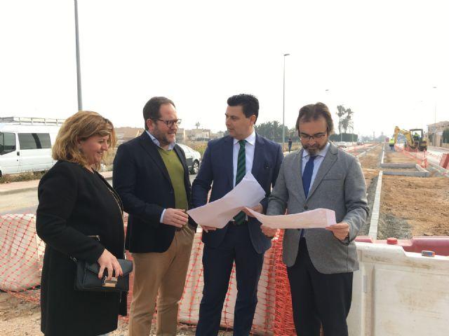 El Plan de Obras y Servicios permite la realización de seis actuaciones en San Javier con una inversión de 507.000 euros - 1, Foto 1