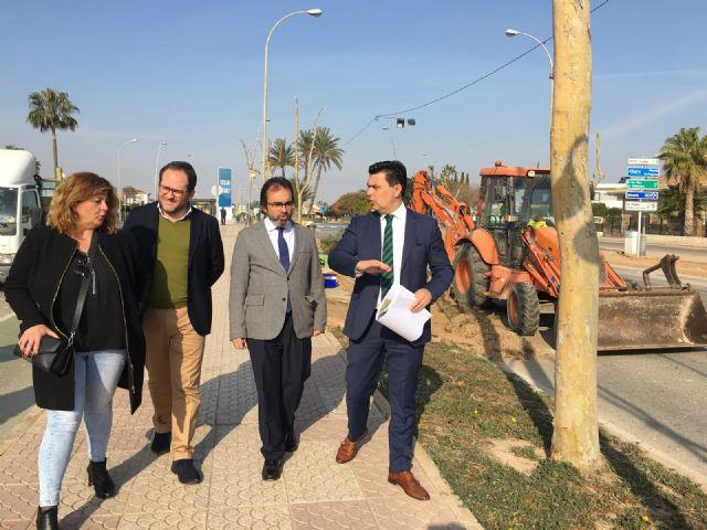 El Plan de Obras y Servicios permite la realización de seis actuaciones en San Javier con una inversión de 507.000 euros - 2, Foto 2