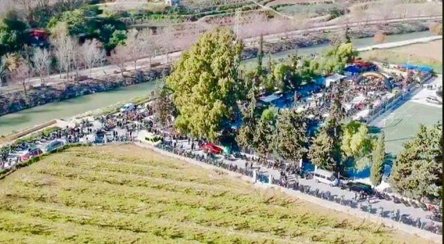 Down Cieza recibe parte de la recaudación de la ruta motera Floración de Los Dormis que atrajo mil motos y millar y medio de personas - 5, Foto 5