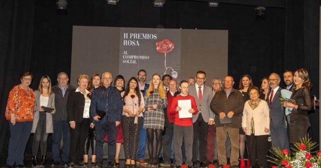 Entrega Premios Rosa al compromiso social - 1, Foto 1