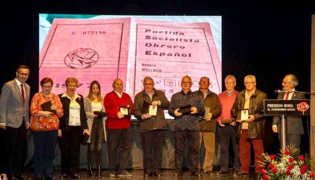 Entrega Premios Rosa al compromiso social - 2, Foto 2