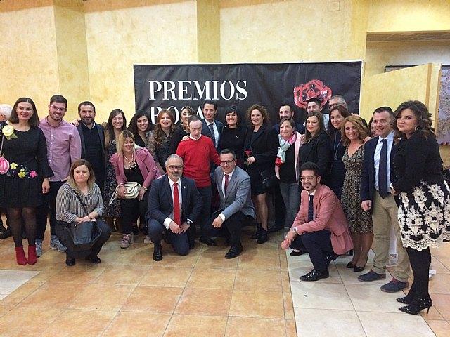 Entrega Premios Rosa al compromiso social - 3, Foto 3
