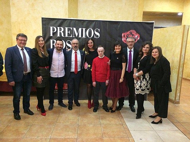 Entrega Premios Rosa al compromiso social - 4, Foto 4