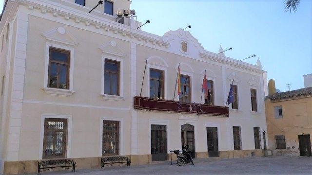 Regresan los plenos del Ayuntamiento de Cieza a la presencialidad - 1, Foto 1