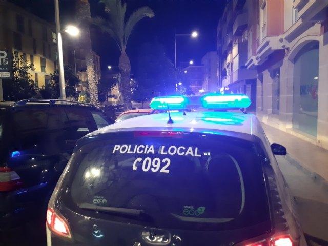 La Policía Local se adhiere a la campaña de vigilancia de control del cinturón de seguridad y sistemas de retención infantil, que tendrá lugar del 8 al 14 de marzo, Foto 1