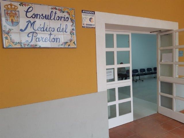 A partir del lunes 8 de marzo se inicia la atención del Servicio de Pediatría en el Consultorio Médico de El Paretón como antes de la pandemia, Foto 3