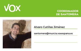 Reprobado el concejal de VOX Santomera por difundir bulos sobre la vacunación de cargos públicos - 1, Foto 1