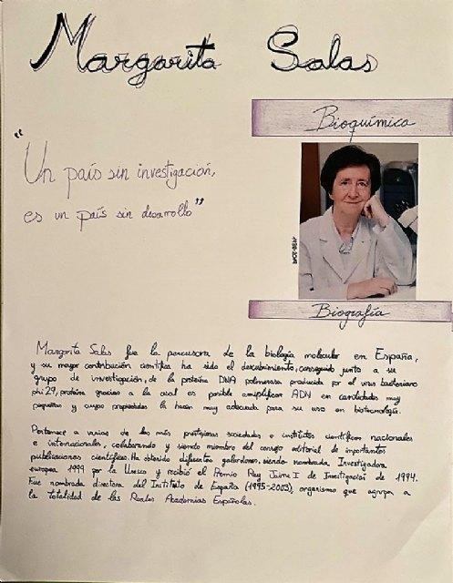 El Consejo de Infancia reivindica el papel de la mujer en la sociedad - 1, Foto 1