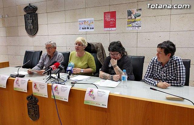 La programación del Totana Cultural, de abril a junio, ofrece numerosas actividades, Foto 1