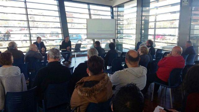 Presentado a las asociaciones de Alcantarilla el proceso participativo del Reglamento de Participación Ciudadana - 1, Foto 1