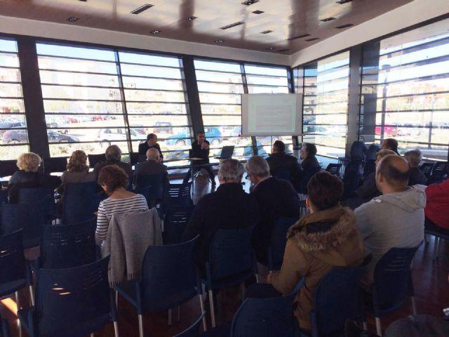 Presentado a las asociaciones de Alcantarilla el proceso participativo del Reglamento de Participación Ciudadana - 3, Foto 3