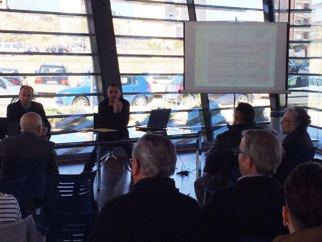 Presentado a las asociaciones de Alcantarilla el proceso participativo del Reglamento de Participación Ciudadana - 4, Foto 4