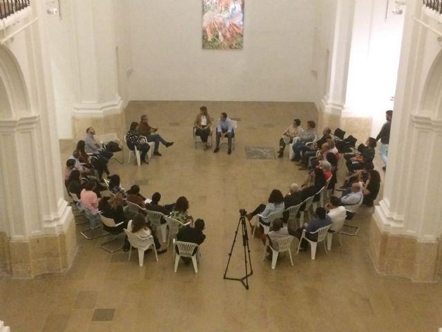 Cultura realizará exposiciones de artistas de la  Región en 30 municipios a través del Plan de Espacios Expositivos - 1, Foto 1