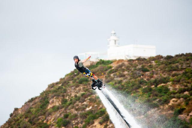 Puerto de Mazarrón acoge con éxito el Campeonato de España de Flyski - 4, Foto 4