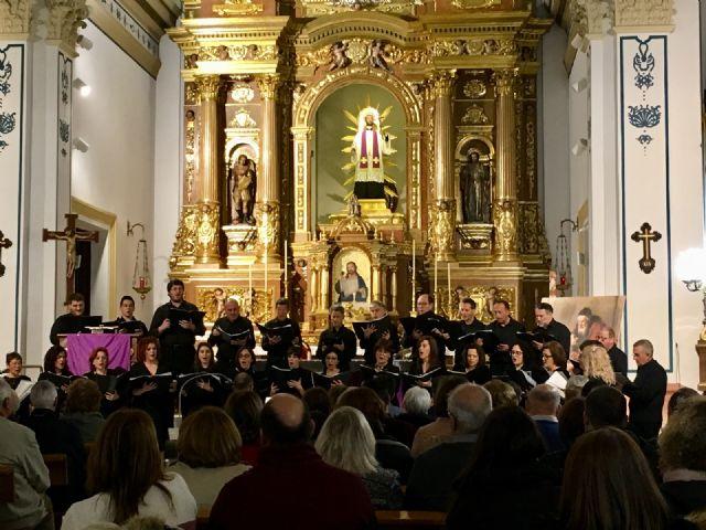 El coronel director de la AGA , Miguel Ivorra pregonó la Semana Santa en Santiago de la Ribera - 2, Foto 2