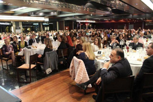 Éxito de participación y asistencia en la XX Gala Benéfica Cena Campeones de Assido - 3, Foto 3