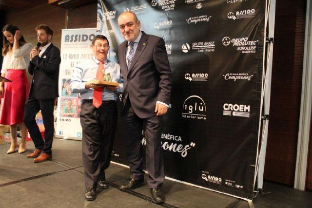 Éxito de participación y asistencia en la XX Gala Benéfica Cena Campeones de Assido - 4, Foto 4