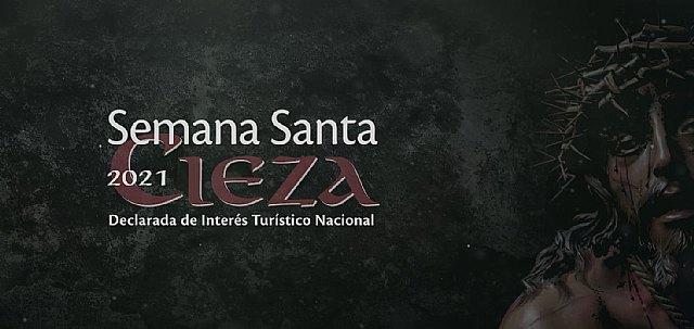 Cieza celebra el momento culmen de la Semana Santa con la recreación audiovisual de su Viernes Santo - 1, Foto 1