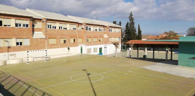 Aprobada la moción del partido socialista para dotar de sombras a los colegios de puerto lumbreras - 1, Foto 1