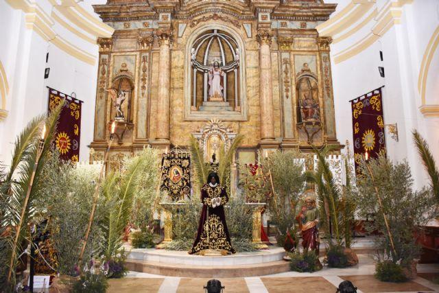 La Cofradía de Nuestro Padre Jesús Nazareno de Calasparra conmemora el tradicional Prendimiento de una manera diferente y única - 2, Foto 2