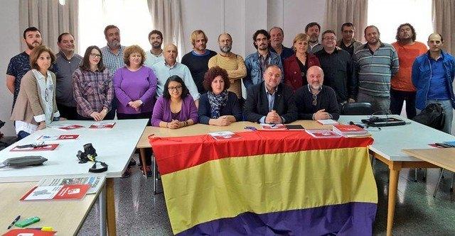 IU-verdes reune a sus cargos públicos municipales en Moratalla para analizar el desarrollo de sus programas de gobierno - 1, Foto 1
