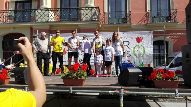 Participación del CAT en la media maratón de Águilas y la Run For Parkinson´s, Foto 2