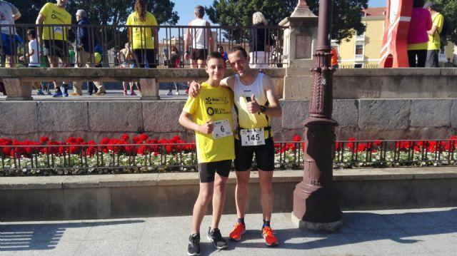 Participación del CAT en la media maratón de Águilas y la Run For Parkinson´s, Foto 3