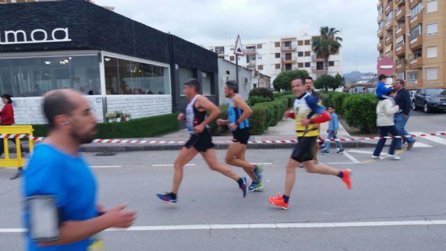 Participación del CAT en la media maratón de Águilas y la Run For Parkinson´s, Foto 5