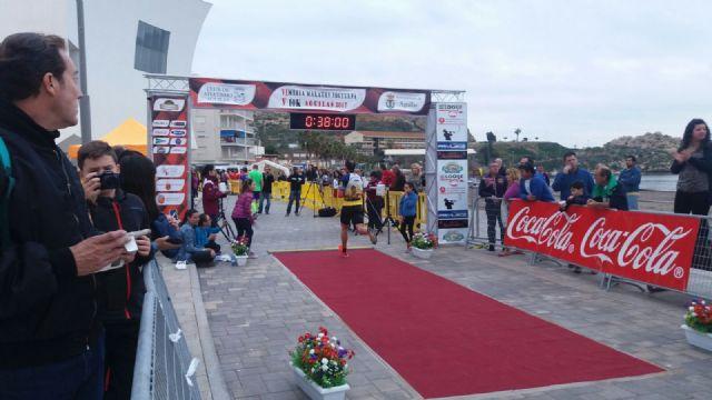 Participación del CAT en la media maratón de Águilas y la Run For Parkinson´s, Foto 6