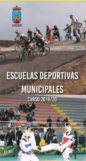 Deportes pone en marcha la iniacitiva 'Mazarrón entrena en casa' con vídeos de diversas escuelas deportivas, Foto 1