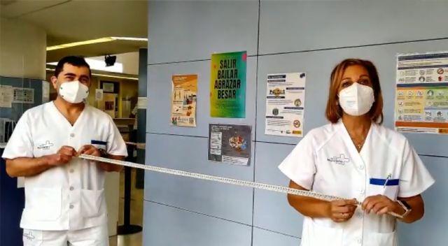 El equipo del centro salud torreño agradece a niños y docentes su responsabilidad ante el COVID-19 con un emotivo vídeo - 2, Foto 2