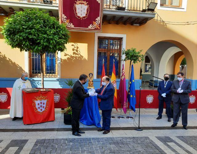 Alcantarilla acoge la visita de Santa María de la Arrixaca - 1, Foto 1
