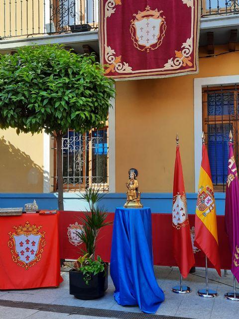 Alcantarilla acoge la visita de Santa María de la Arrixaca - 2, Foto 2