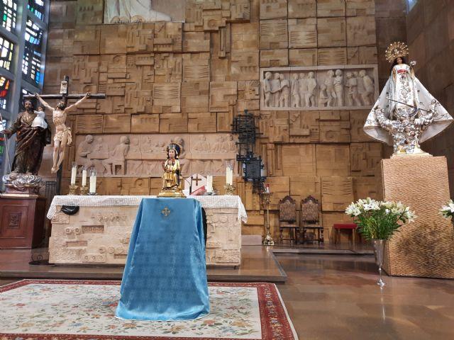 Alcantarilla acoge la visita de Santa María de la Arrixaca - 3, Foto 3