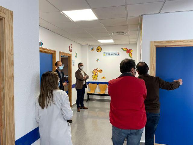 El Ayuntamiento de Lorca invierte 43.717 euros en el acondicionamiento y remodelación del consultorio de Almendricos - 1, Foto 1