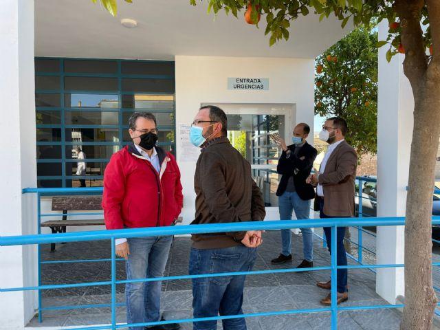 El Ayuntamiento de Lorca invierte 43.717 euros en el acondicionamiento y remodelación del consultorio de Almendricos - 2, Foto 2