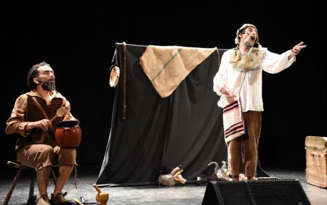 Teatro familiar REPÁMPANOS en Calasparra - 1, Foto 1