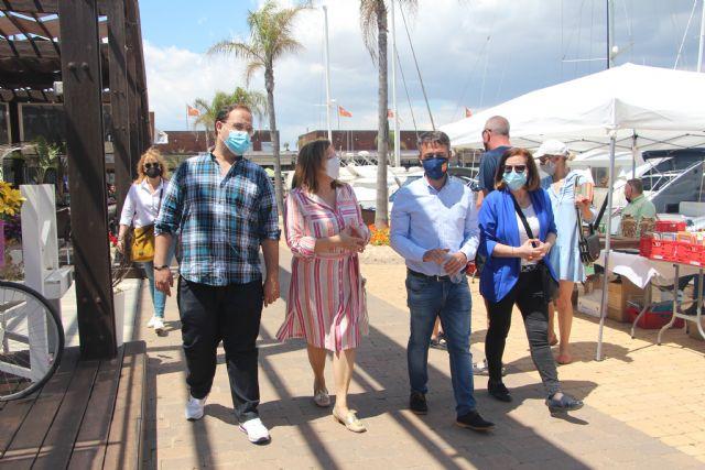 I Feria de Coleccionismo Puerto Marina de las Salinas - 1, Foto 1